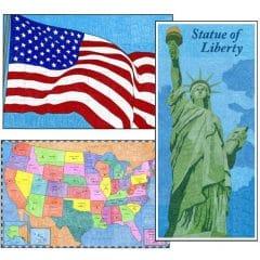 Mini Americana Murals