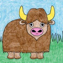 draw funny animals