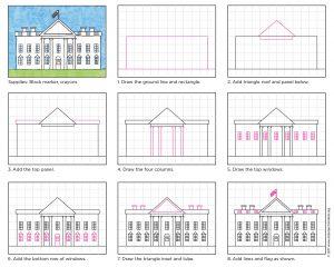 Draw White House diagram