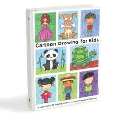 Cartoon Drawing eBook