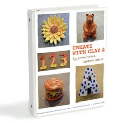 Create with Clay 4 eBook