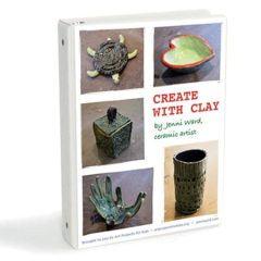 Create with Clay eBook
