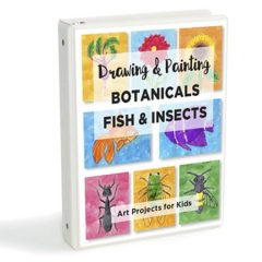 Botanicals, Fish and Insects