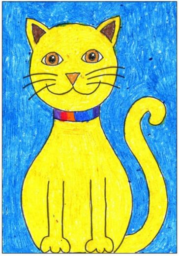 Oil Pastel Archives Art Projects For Kids