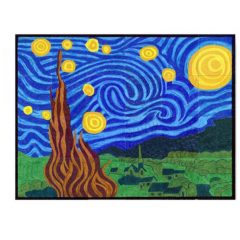 Starry Night Mural