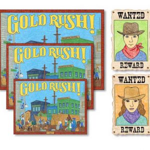 gold rush for kids