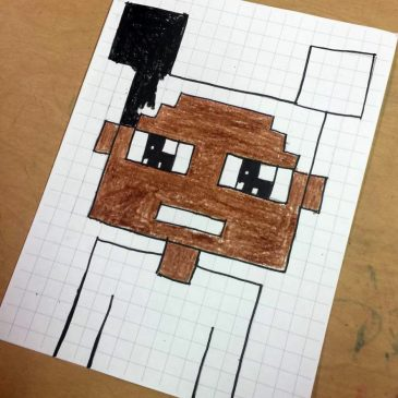 Minecraft Selfie Tips