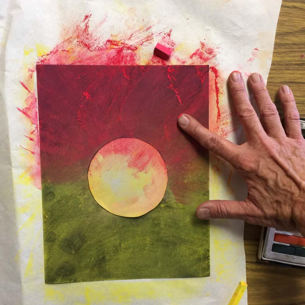 Solar Eclipse Art 183 Art Projects For Kids