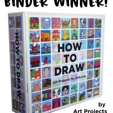 """How To Draw"" Give Away Winner"