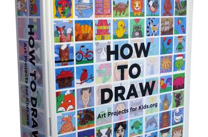 """""""How To Draw"""" Give Away Winner"""