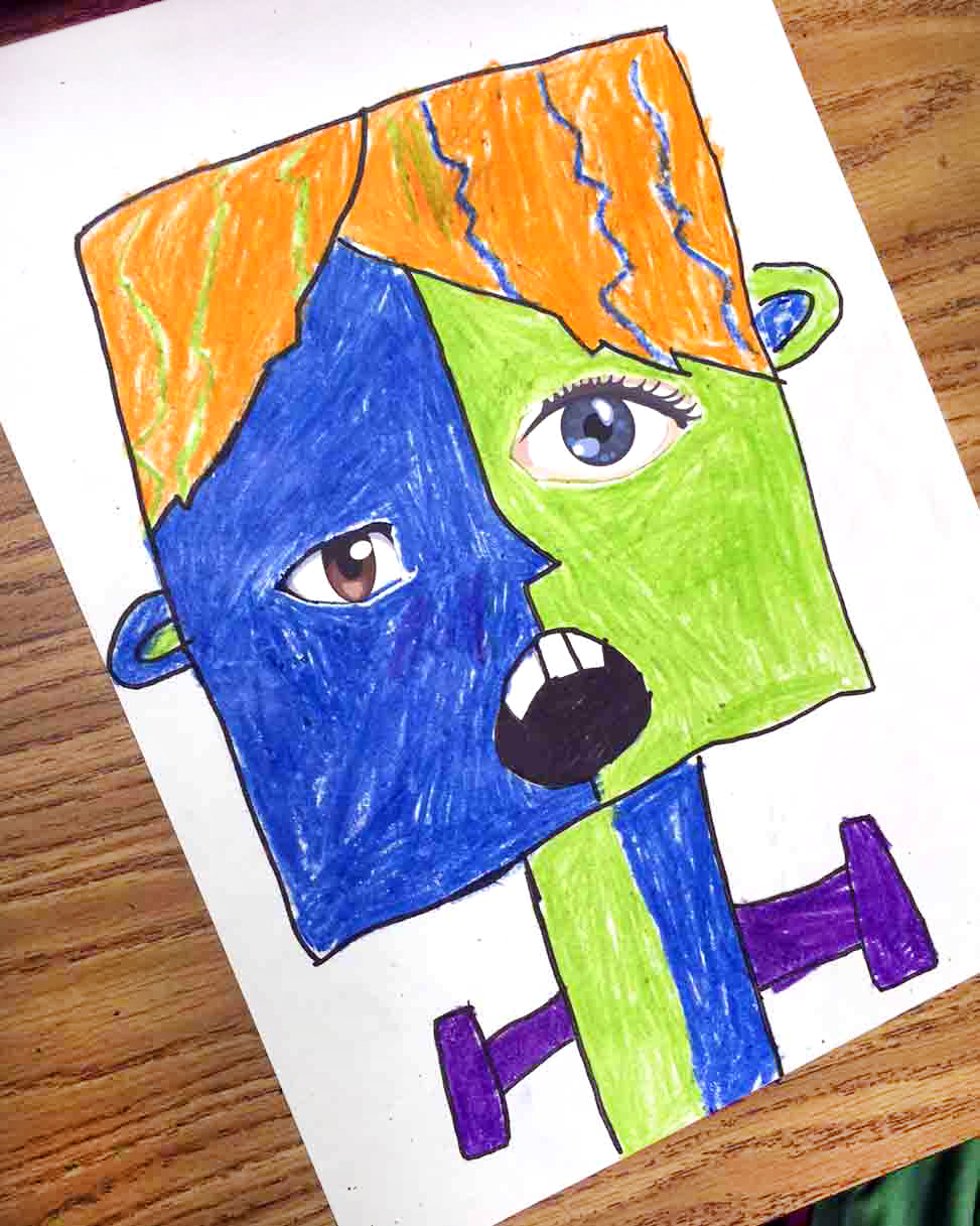 Halloween Archives - Art Projects for Kids