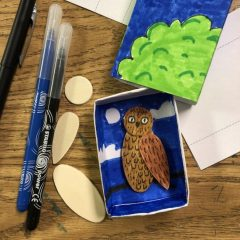 owl craft ideas