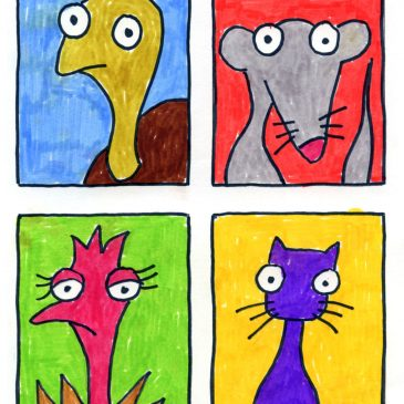 Serie-Golo Animals to Draw