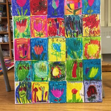 Preschool Art Fundraiser