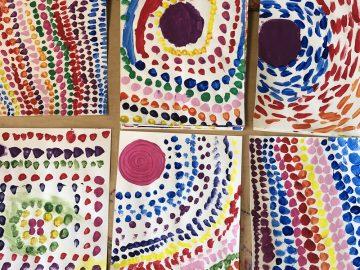 Abstract Art with Alma Woodsey Thomas