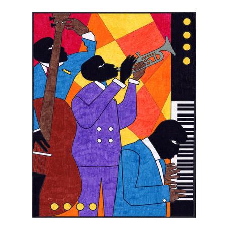 Jazz Musicians Crafts For Kids