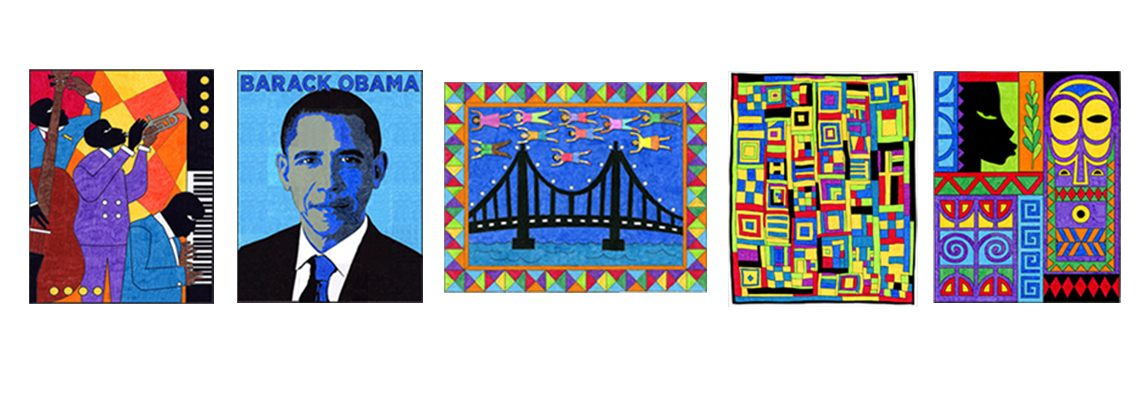 Art projects for kids art and craft ideas for kids for Black history mural