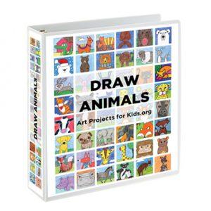 simple animal drawings