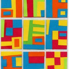quilt art lesson