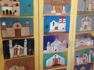 Annual 4th Grade Mission Project