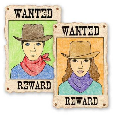 Wanted Poster eBook