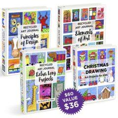 Art Journal Jumbo Pack K-5
