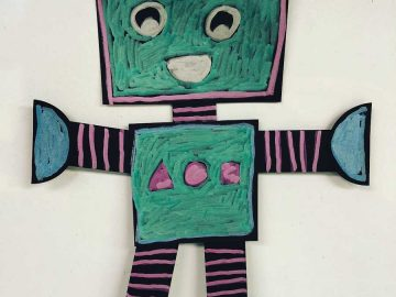 Making Robots with Kinders