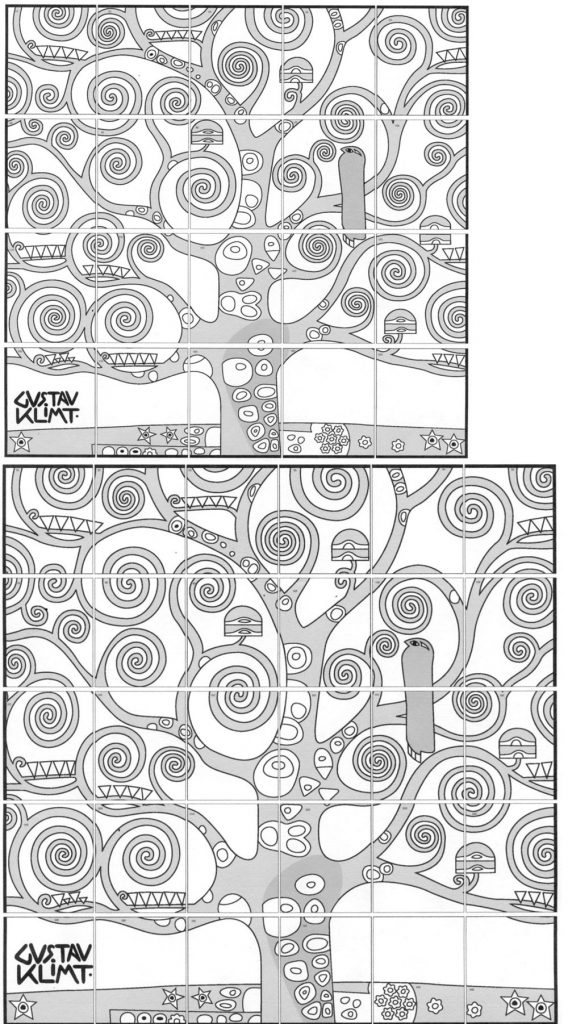 gustav klimt tree of life 183 art projects for kids