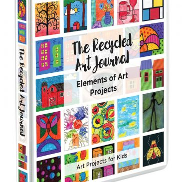 NEW Recycled Art Journal eBook