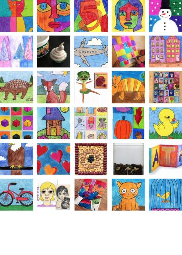 QUICK VIEW GALLERY Hundreds Of Art Projects