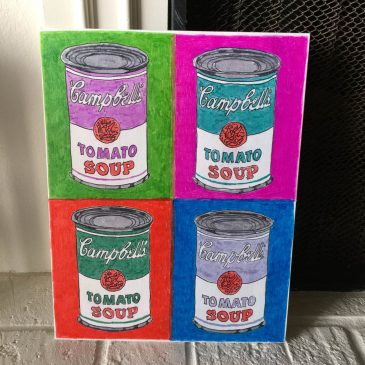 andy warhol for kids lesson plans