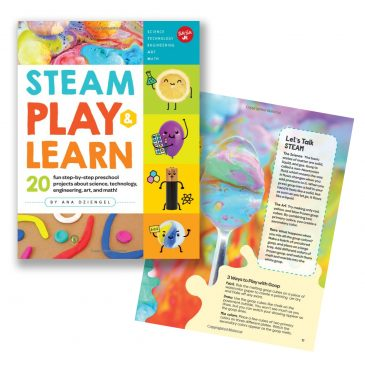 steam projects for kids