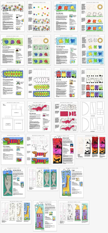 kindergarten art projects