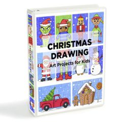 Christmas Drawing K-5