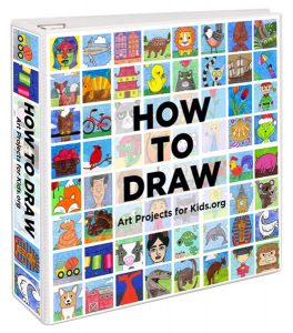 Draw A Cute And Easy Car Art Projects For Kids