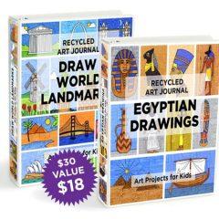 Art Journal World Pack 3-5