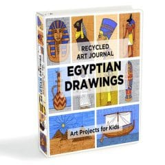 Egyptian Drawing Ebook