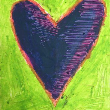 valentines art for kids