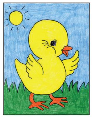 Chick 9 – Activity Craft Holidays, Kids, Tips