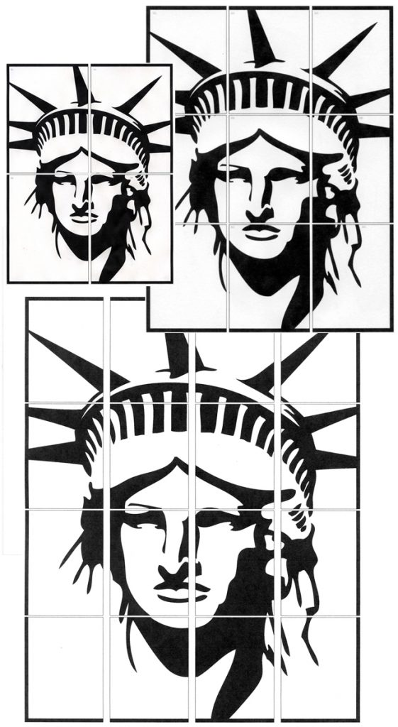 peter max coloring page