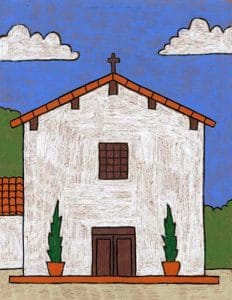 San Miguel Arcangel mission project