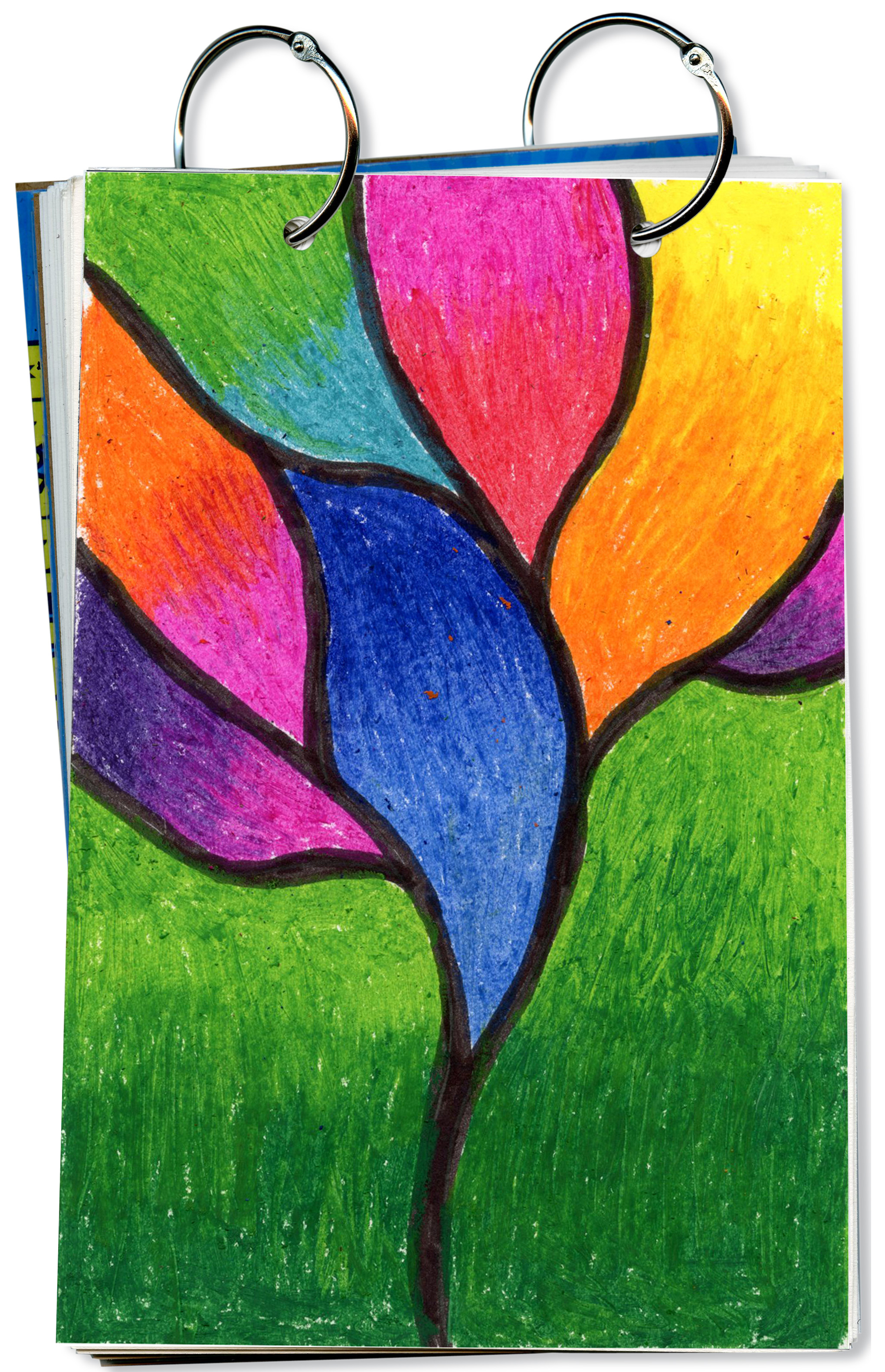 How To Blend Colors Art Projects For Kids