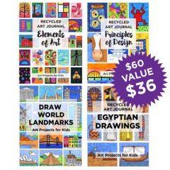 Art Journal Jumbo Pack