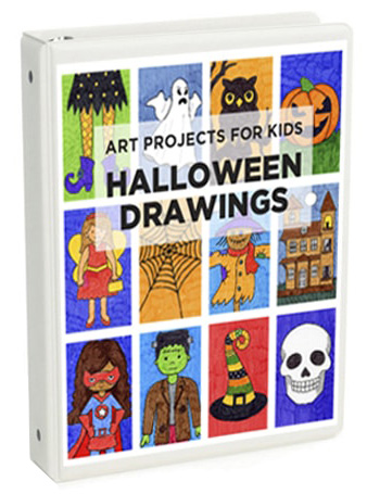 Fun Halloween Art With Bats Art Projects For Kids