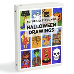 Draw Halloween eBook