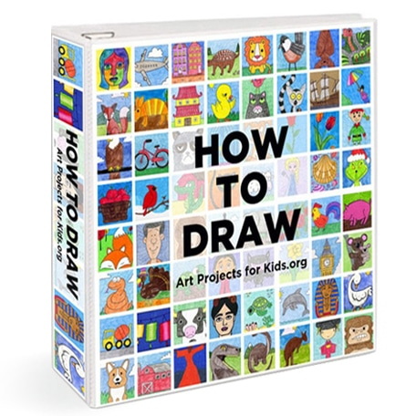 Homeschooling resources - how to draw - art projects for kids