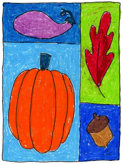 Fall Drawing Ideas · Art Projects for Kids