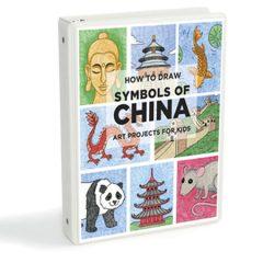 Draw Symbols of China