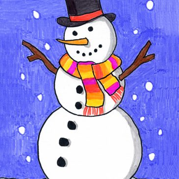 Winter Archives Art Projects For Kids