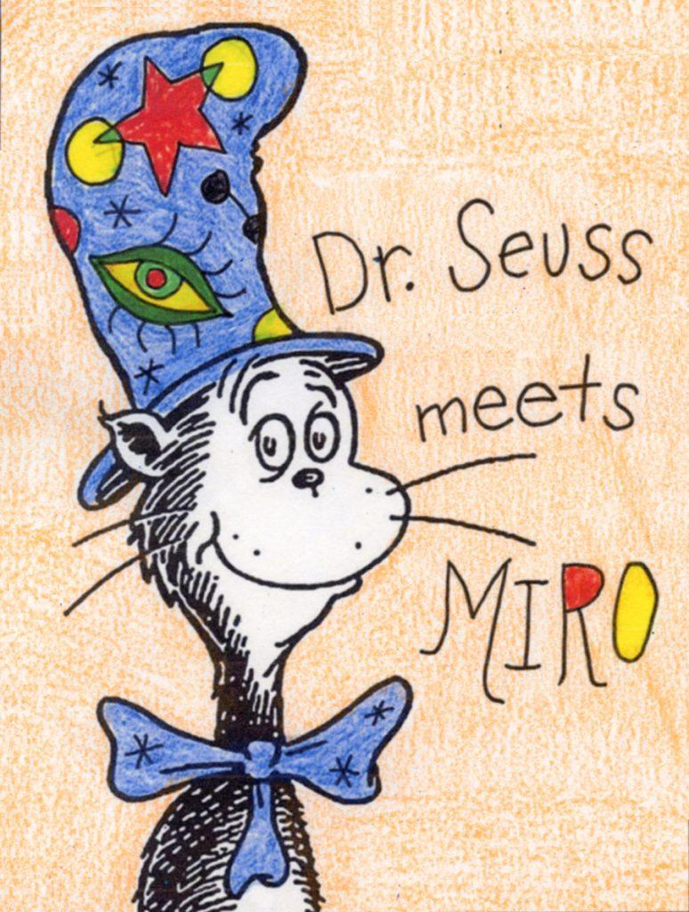 Dr Seuss Coloring